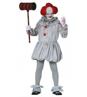 Onbetrouwbare Killer Clown Kostuum