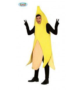 Geinig Gepelde Banaan Kostuum
