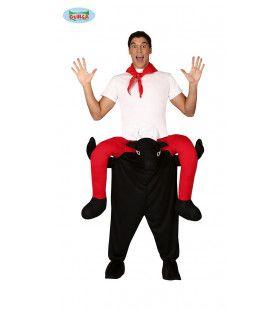 San Fermin Stierenrennen Pamplona Kostuum