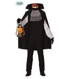 Slachtoffer Van De Beul Horror Man Kostuum