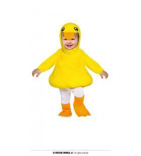 Piepkuikentje Eend Kind Kostuum