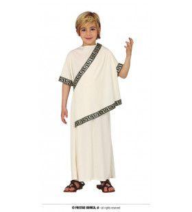 Romeinse Leider Van Het Volk Kind Kostuum