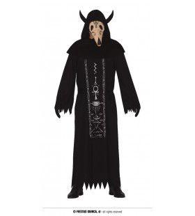 Satanische Pestmeester Van Venetie Man Kostuum