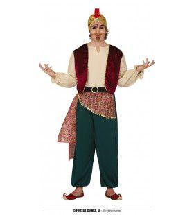 Blik In De Toekomst Waarzegger Man Kostuum