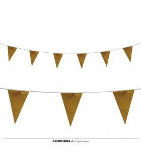 Gouden Slingers 20x30 Centimeter, 10 Meter