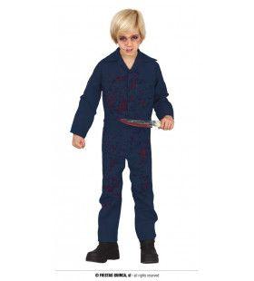 Slager Van De Nacht Kind Kostuum