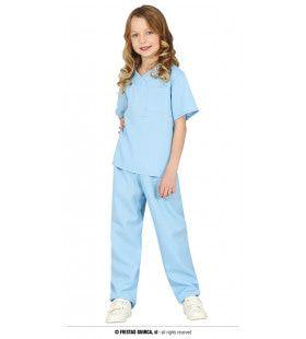 Liefste Verpleeg Zuster Kind Kostuum