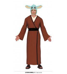Baby Yoda Grogu Kostuum