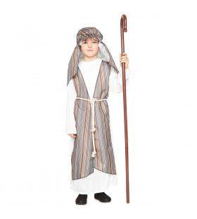 Bijbelse Schaapherder Velden Rond Bethlehem Kind Kostuum