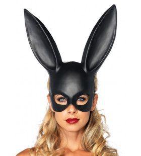Bondage Bunny Oren Masker Zwart