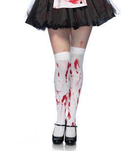 Zombie Kousen Met Bloedspetters