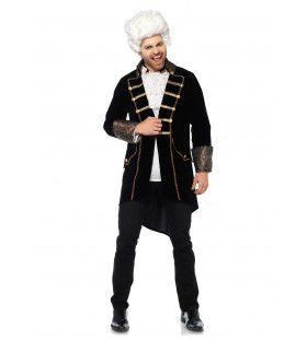Adelijke Vampier Man Kostuum