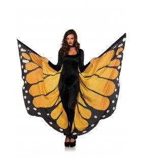 Spectaculaire Vlinder Cape