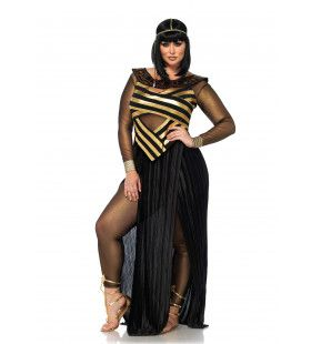 Luxor Egyptische Schoonheid Vrouw Kostuum