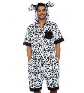 Speelpakje Dalmatier Mark Man Kostuum