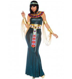 Satet Godin Van De Nijl Vrouw Kostuum