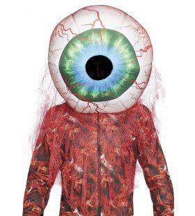 Bloeddoorlopen Oogbal Masker