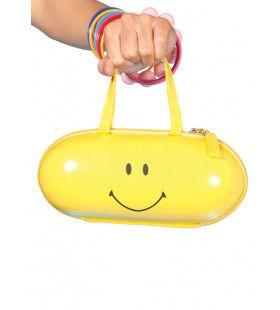Pillen Tasje Met Smiley