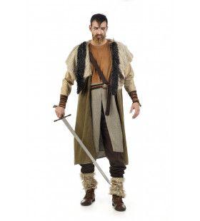 Onovertroffen Wereldveroveraar Viking Erik Man Kostuum