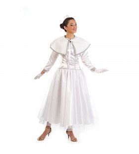 Schitterend Stralende Morgenster Prinses Vrouw Kostuum