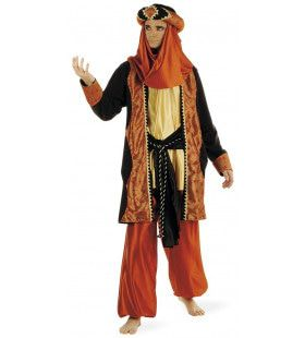 Charmante Sjah Iraanse Edelman Kostuum