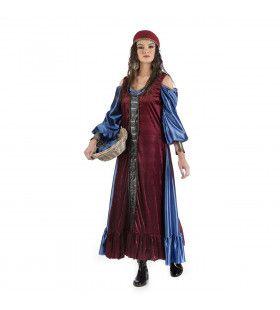 Horoscoop Waarzegster Goed Omen Vrouw Kostuum