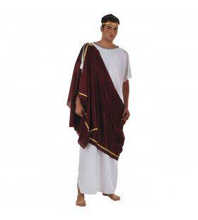 Klassieke Griekse Rednaar Perikles Man Kostuum