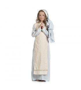 Maagd Maria Moeder Van Jezus Meisje Kostuum