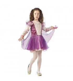 Lichtvoetig Zwevende Fee Lilli Meisje Kostuum
