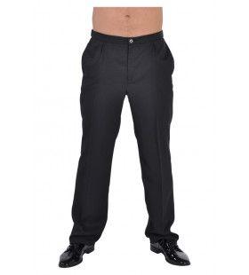 Universele Zwarte Pantalon Theater Goochelaar Man