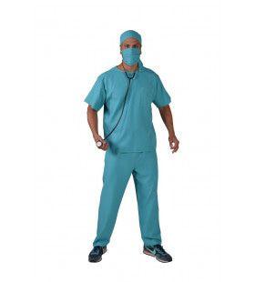Orthopedisch Chirurg Medische Centrum Man Kostuum
