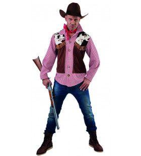 Prairie Jager Cowboy Hemd En Vest Man