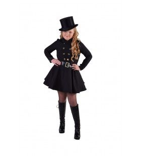 Dickens Schoorsteenveegster Engeland 19e Eeuw Meisje Kostuum