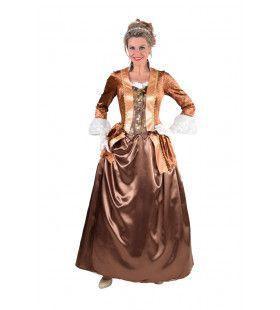 Dure Adellijke Freule Vrouw Kostuum