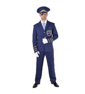 Luchtmacht Piloot Hercules Man Kostuum