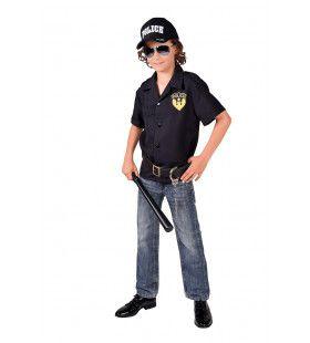 Blouse Internationaal Politie Korps Jongen