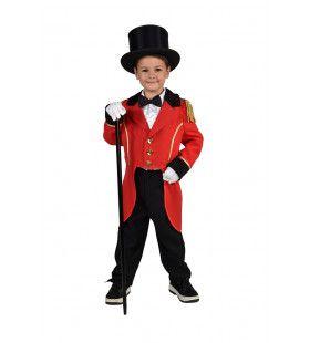 Directeur Rondreizend Circus Jongen