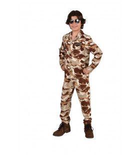Operatie Desert Storm Woestijn Camouflage Kostuum