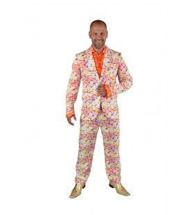 Snoep Hartjes Sweet Heart Man Kostuum