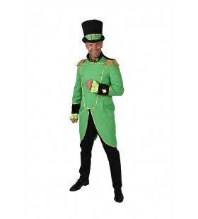 Slipjas Gouden Epauletten Saint Patricks Day Man