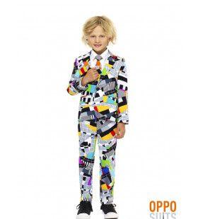Testival Testbeeld Opposuit Jongen Kostuum