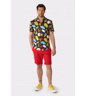 Tropical Thunder Hawaii Blouse Man