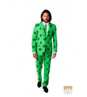 Patrick Iers Shamrock Opposuit Kostuum Man