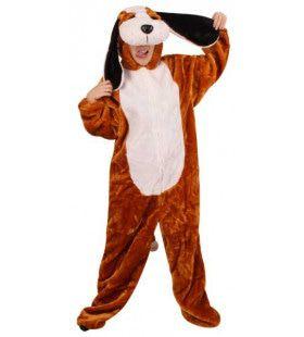 Druppie De Hond Man Kostuum