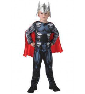 Thor Krijger Uit Avengers Jongen Kostuum