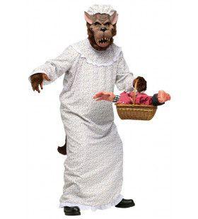 Grote Boze Wolf Luxe Kostuum