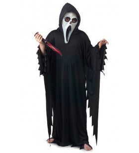 Scream Duistere Dodelijke Beul Kostuum
