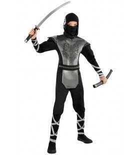 Ninja Spion Momochi Sandayu Kostuum