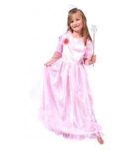 Suikerzoet Prinses Savannah Meisje Kostuum
