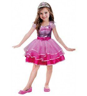 Barbie Ballet Prinses Meisje Kostuum